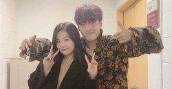 ซึลกิ Red Velvet ไปให้กำลังใจนักแสดง คังฮานึล ใน Fable of Fantasy