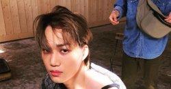 ไค EXO ดูหรูและแพงในภาพถ่ายล่าสุดกับ Gucci