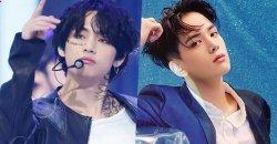 วี BTS และ ยองฮุน The Boyz กลายเป็นไวรัลไปแล้ว หลังมีรีแอคชั่นสุดน่ารัก ใน Music Bank