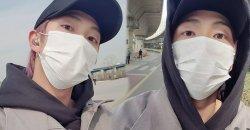 RM BTS โพสต์ภาพ ปั่นจักรยานไปทำงาน ทั้งรักสุขภาพ ทั้งรักษ์โลก!