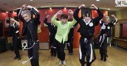 ชินดง SJ ทำ NCT 127 ตะลึง กับความเร็วในการจำท่าเต้น - ทำ #KickItChallenge
