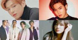 รายชื่อศิลปินเกาหลี ที่จะ คัมแบ็ก / เดบิวท์ ในช่วงครึ่งหลัง เดือนมีนาคม!
