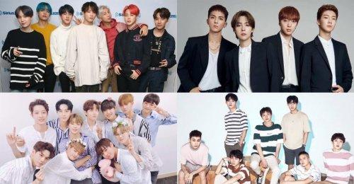 ชาวเน็ตเกาหลี รวม TOP 50 เพลงของบอยกรุ๊ป K-POP ที่ติดชาร์ต MelOn นานที่สุด!