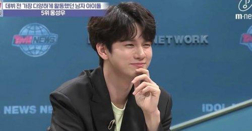องซองอู เผยชื่อ เหล่านักแสดง ที่เขาชื่นชอบ และ หวังว่าจะได้ร่วมงานด้วย