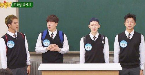 โจควอน, อูยอง, P.O และ ซงมิโน จะมาสร้างความปั่นป่วนใน Ask Us Anything สัปดาห์หน้า