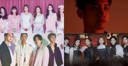 รวมศิลปิน K-POP คัมแบ็ค - เดบิวท์ในเดือนเมษายน! จะมีศิลปินคนไหนบ้าง?!
