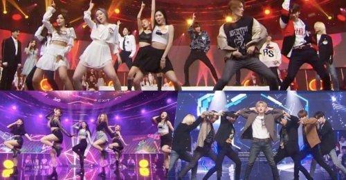 เหล่าไอดอลแข่งคัฟเวอร์แดนซ์เพลงของ BTS, EXO, TWICE และอีกมากมาย ใน Dancing Idol