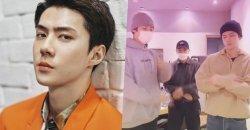 เซฮุน EXO เปิดแอคเคาท์ TikTok – โพสต์คลิปเต้นชาเล้นจ์ กับ ชานยอล และ แกโค่