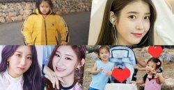 รวมภาพย้อนวัยเด็กสุดน่ารักของเหล่า ไอดอล เนื่องในวันเด็กเกาหลี!