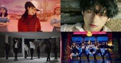 TOP 30 อันดับ MV เพลงไอดอลกรุ๊ป K-POP ปี 2020 ที่มียอดกดไลก์มากที่สุด จนถึงวันนี้ (13 พ.ค. 2020)