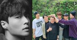 เลย์ EXO ก็ได้ส่ง ซูโฮ เข้ากรมเช่นกัน ผ่านทางสตอรี่อินสตาแกรมสุดน่ารัก!