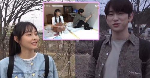 จินยอง GOT7 เสียอาการ จอนโซนี ขำลั่น หลังเข้าฉากด้วยกันใน When My Love Blooms