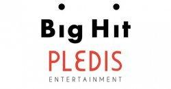 Big Hit Entertainment กลายเป็น ผู้ถือหุ้นรายใหญ่ที่สุดของ Pledis Entertainment