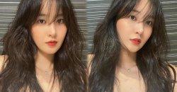 เนติเซน กำลังพูดถึง ลุคที่เปลี่ยนไปของ ยูริ Girls' Generation ในโพสต์ไอจีของเธอ