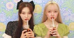 มองผ่านๆ นึกว่า แฝด! จอย Red Velvet ควงแขน เยริน GFRIEND ถ่ายภาพสุดน่ารัก