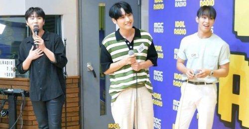ยองเค DAY6 ร่วมร้องเพลง You Were Beautiful กับ อินซอง และ ดาวอน SF9