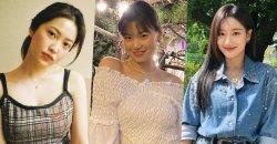 เยริ Red Velvet, คิมโดยอน Weki Meki, นาอึน APRIL อวดมิตรภาพ 99Line ในไอจี