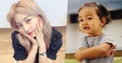 จีฮโย TWICE ฉลองครบรอบ 15 ปี ที่ได้มาอยู่ค่าย JYP Entertainment กับภาพวัยเด็กสุดน่ารัก