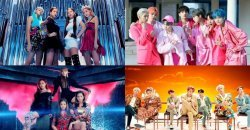 15 MV K-POP ที่ยอดวิวทะลุ 500 ล้านวิว ใน YouTube ไวที่สุด!