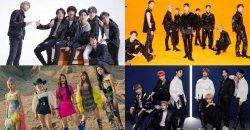 BTS NCT 127 และอีกมากมาย ยังคงคว้าอันดับสูงใน World Albums Chart ของ Billboard
