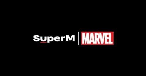 SuperM เตรียมนับถอยหลัง #SuperMxMarvel 24 ชั่วโมง