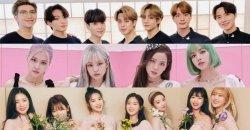 TOP 30 อันดับ ไอดอลกรุ๊ป K-POP ยอดนิยม ประจำเดือนกันยายน 2020!