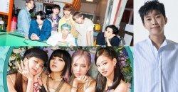 TOP 30 อันดับ นักร้องเกาหลี ที่มีความนิยมมากที่สุด ประจำเดือนกันยายน 2020