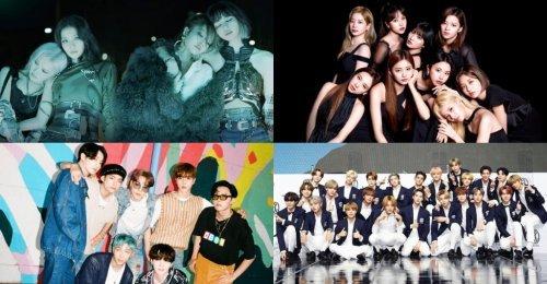 รวมรายชื่อศิลปิน K-POP ที่แท็กทีมคัมแบ็ค/เดบิวท์ ในช่วงครึ่งแรกเดือนตุลาคม 2020!