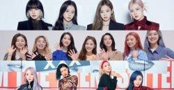 TOP 30 วงเกิร์ลกรุ๊ป K-POP ยอดนิยมประจำเดือนตุลาคม 2020!