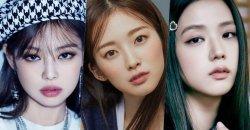 TOP 30 เมมเบอร์วงเกิร์ลกรุ๊ป K-POP ยอดนิยม ประจำเดือน ตุลาคม 2020