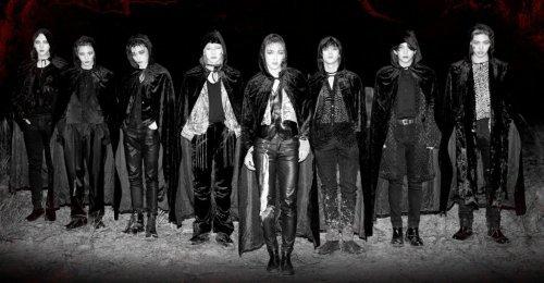 ATEEZ แท็กทีม คิมจงกุก ปล่อยคลิปการแสดงเพลง The Black Cat Nero ในธีมฮาโลวีน