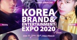 งาน Korea Brand & Entertainment Expo 2020 ASEAN มาแล้ว!!
