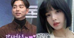 กงยู ออกมาตอบกลับแล้ว หลัง ลิซ่า BLACKPINK บอกว่า เขาคือผู้ชายในฝันของเธอ