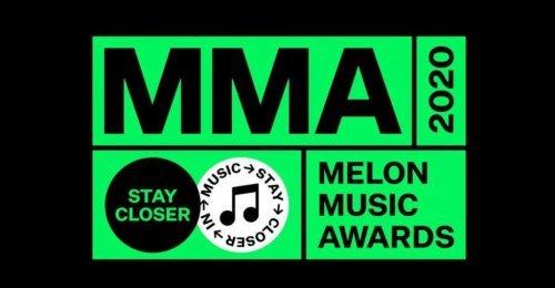 Melon Music Awards 2020 ได้ประกาศรายชื่อศิลปินเข้าชิง Top 10 + การโหวตเริ่มแล้ว!