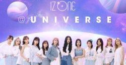 IZ*ONE ประกาศ เป็นศิลปินกลุ่มแรกที่ได้เข้าร่วม UNIVERSE แพลตฟอร์มแฟนด้อมใหม่!