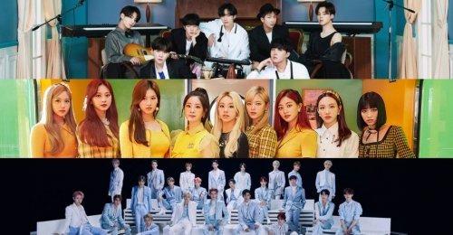 TOP 30 อันดับ ไอดอลกรุ๊ป K-POP ยอดนิยมประจำเดือนพฤศจิกายน 2020
