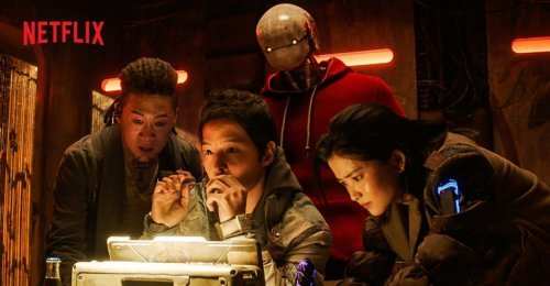Netflix ประกาศฉาย Space Sweepers ภาพยนตร์ไซไฟทริลเลอร์ฟอร์มยักษ์แห่งปี