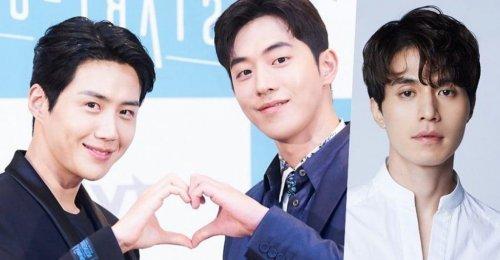 TOP 30 นักแสดงละครเกาหลี ยอดนิยม ประจำเดือนพฤศจิกายน 2020