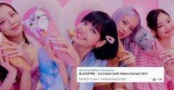 เพลง Ice Cream กลายเป็นเพลงที่ 8 ของ BLACKPINK ที่มียอดวิวทะลุ 450 ล้านวิว!