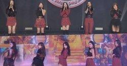 Red Velvet ทำการแสดงแบบเต็มวงครั้งแรก ในรอบปี หลัง เวนดี้ พักงานเพื่อรักษาตัว