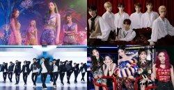 รวม 76 วงไอดอลกรุ๊ป K-POP ทั้ง ชาย และ หญิง ที่เดบิวท์ในปี 2020