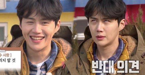 คิมซอนโฮ เผยว่า ต้นสังกัด ขอให้เขาหยุดทำหน้าตาตลกๆ ออกหน้ากล้อง