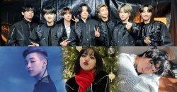 100 อันดับ ไอดอล K-POP ที่ถูกค้นหามากที่สุดใน YouTube ปี 2020 อ้างอิงจาก Google Trends