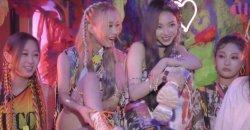 aespa พาแฟนๆ ชมเบื้องหลังการถ่ายทำ MV เพลงเดบิวท์อย่าง Black Mamba
