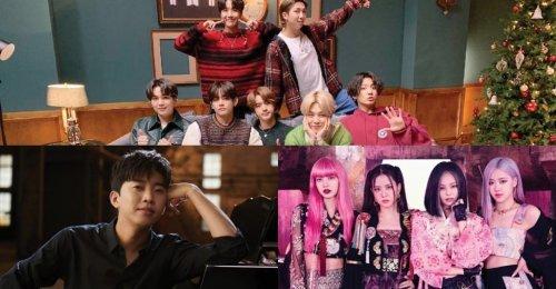 TOP 30 อันดับ นักร้องเกาหลี ยอดนิยม ประจำเดือน มกราคม 2021