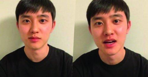 D.O. EXO แชร์แผนในอนาคต หลังจากที่ได้ปลดประจำการจากกรมทหาร