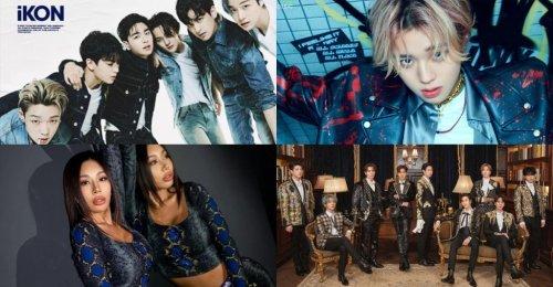 รวมรายชื่อศิลปิน K-POP ที่จะคัมแบ็ค และเดบิวท์ ในช่วงครึ่งแรกของเดือน มีนาคม 2021