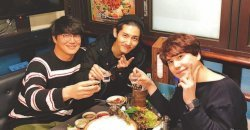 ซองชีคยอง เผย เขาเคยดื่มโซจู กับ ชางมิน TVXQ และ คยูฮยอน Super Junior มากว่า 15 ขวด