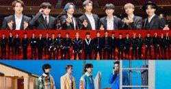 TOP 30 วงบอยกรุ๊ป K-POP ยอดนิยม ประจำเดือนมีนาคม 2021