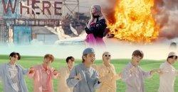 โรเซ่ BLACKPINK และ BTS ครองอันดับสูงในชาร์ต Global YouTube MV Chart